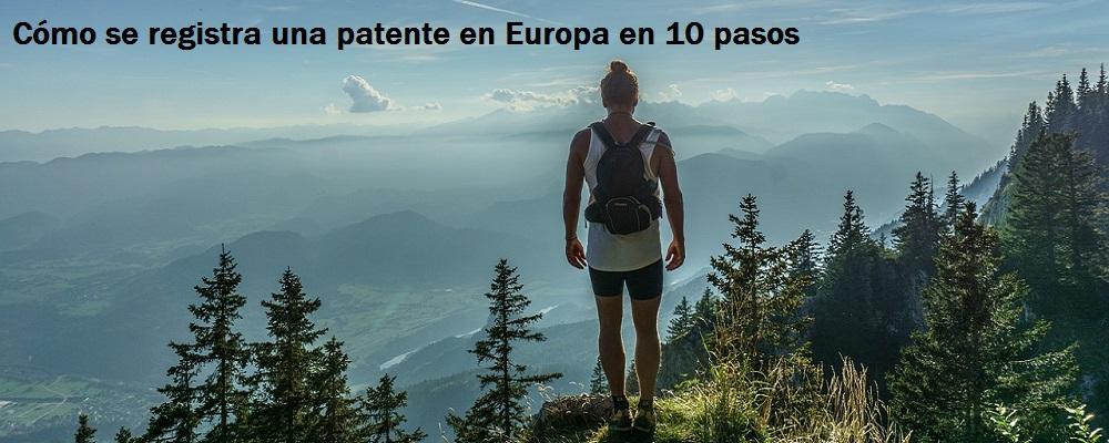 Cómo se registra una patente en Europa