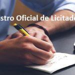 ¿Qué es el Registro Oficial de Licitadores ?