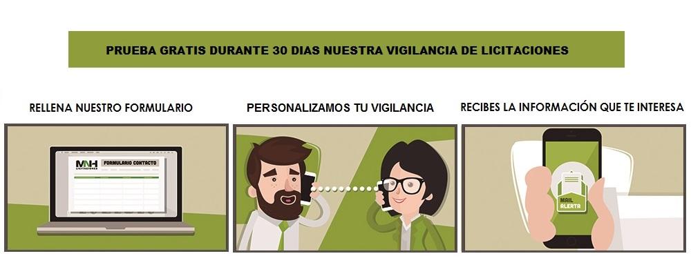 Vigilancia licitaciones Madrid