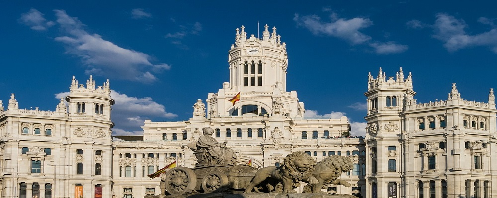 Licitación suministro, instalación y desmontaje de banderolas para Madrid Destino