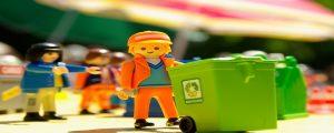 Licitación adquisición contenedores nuevos para Residuos Huesca