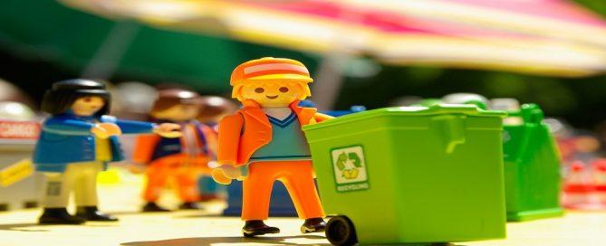 Licitación contenedores domésticos y bolsas compostables para EMTRE, Valencia