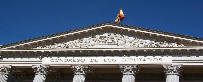 Concurso público del Congreso de los Diputados para coordinación de seguridad y salud de sus obras