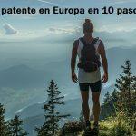 Cómo se registra una patente en Europa en 10 pasos