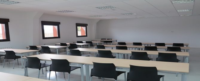 Adjudicación equipamiento para centros de educación secundaria, Salamanca