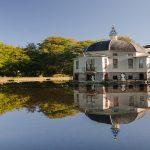 Licitación Patrimonio Nacional restauración estanque Monasterio Yuste