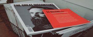 Licitación disseny, maquetació, impressió i distribució de la revista Milfulls, Girona