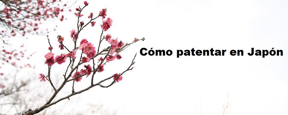 patentar en japon