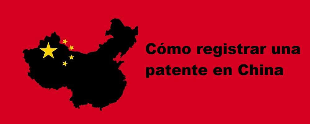 patente en China