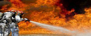 Licitación herramientas, cinturones seguridad y equipos respiración para bomberos de Getafe, Madrid