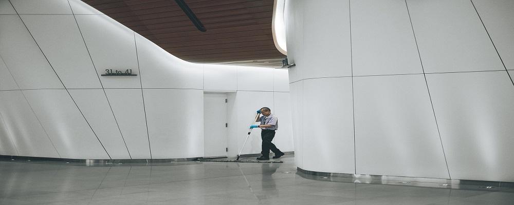 Adjudicación limpieza edificio del Consell Jurídic Consultiu en Valencia