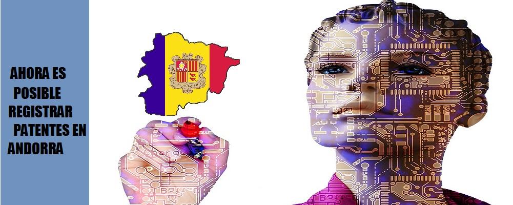 registrar patentes en Andorra