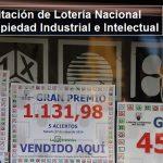 Adjudicación Loterías Propiedad Industrial e Intelectual