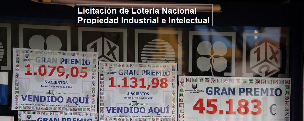 Licitación pública Loterías y Apuestas Estado asesoramiento jurídico