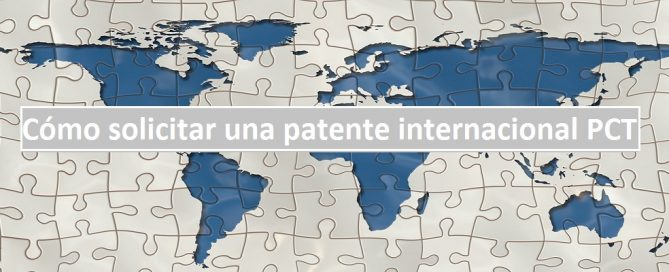 patente internacional PCT