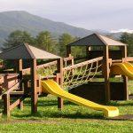 Adjudicación Asturias renovación zona juegos infantiles