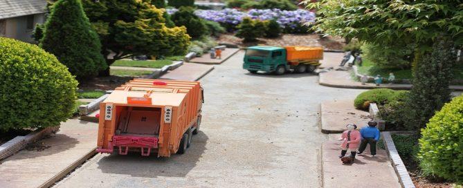 Licitación suministro materiales necesarios para recogida basuras en Bermeo, Bizkaia