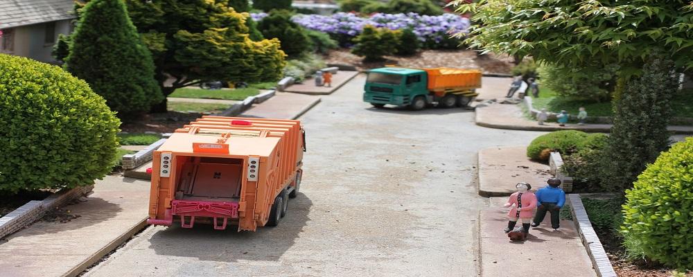 Licitación gestión residuos en Parque Móvil del Estado, Madrid
