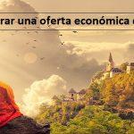 Cómo preparar una oferta económica de licitación de servicios y suministros