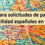 Ayudas solicitudes de patentes y modelos utilidad españoles y en el exterior