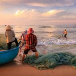 Licitación campaña de loita contra o furtivismo dos productos do mar en Galicia
