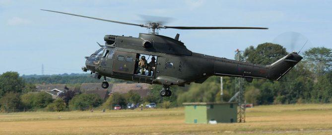 Licitación EPIs y equipos para Parque y Centro de Mantenimiento de Helicópteros